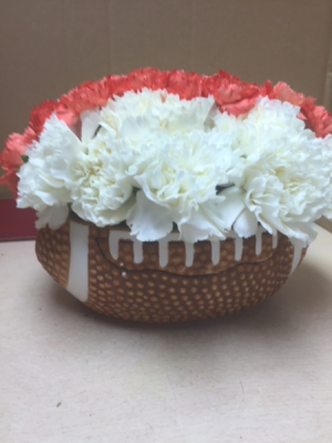 Ready for football Arrangement in Celina, TX | Celina Flowers & Gifts