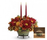 Ready Table Centerpiece Fresh Arrangement