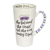 Really Tired Coffee Mug