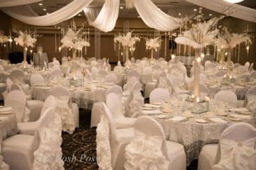 Reception Decor wedding
