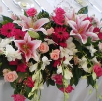 Reception Centerpieces Wedding Flowers