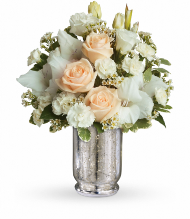 Recipe for Romance All-Around Floral Arrangement