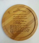 Recipe Lazy Susan