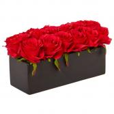 Rec/Vase/red  rosés Valentine