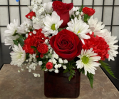Red And White Delight