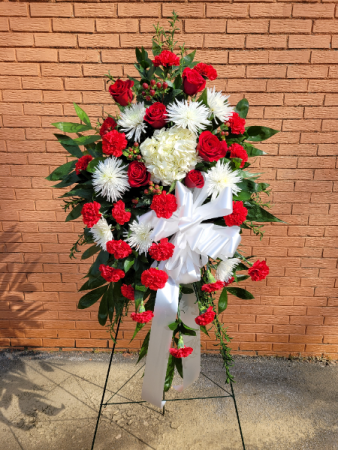 Red and White Tribute