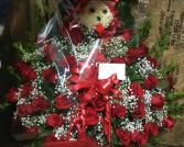Red Big Dog! Valentine's Day