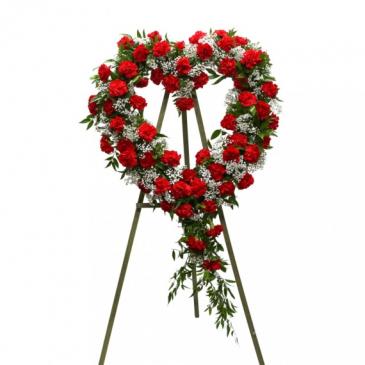 Red Carnation Love