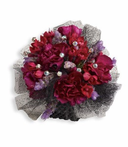 Red Carpet Romance Corsage HPR052A