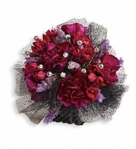 Red Carpet Romance Prom Corsage