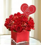 Red Hot and Fabulous Valentine's Day