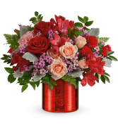 Red Hot Love Bouquet