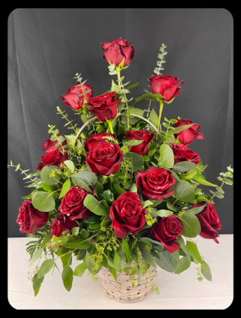 Red Hot Roses