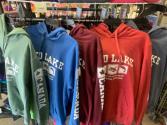 Red Lake  Hooded Sweatshirts (Best Seller)