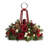 Red Lantern  Centerpiece