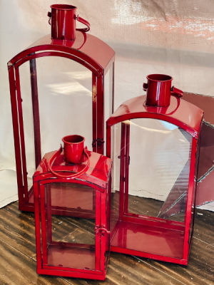 Red Lanterns  in Sonora, CA | SONORA FLORIST AND GIFTS