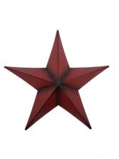 Red Metal Star