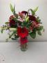 COLORS ON PARADE Flower Arrangement