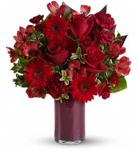 Red Rapture Floral Bouquet