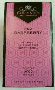 Red Raspberry Herbal Tea Harney & Sons Tea