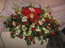 Red Rose Blanket Blanket