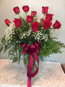 Red Rose Arrangment