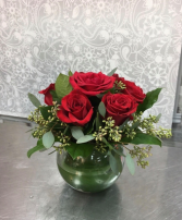 Red Rose Delight  Roses