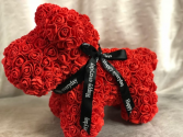 Red Rose Dog
