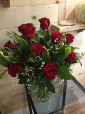 Red Rose Dozen
