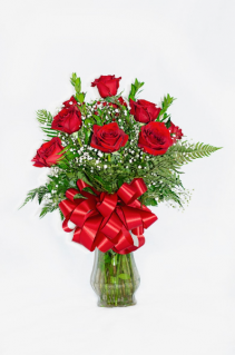 Red Rose Dozen Roses