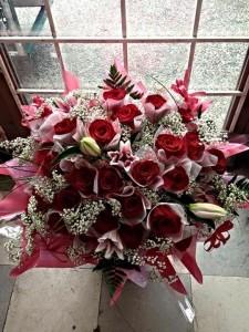 Red Rose Hong Kong Bouquet Hong Kong Bouquet