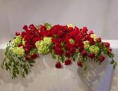 Red Rose & Hydrangea vc-101b