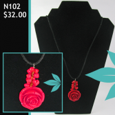 Red Rose Jewelry