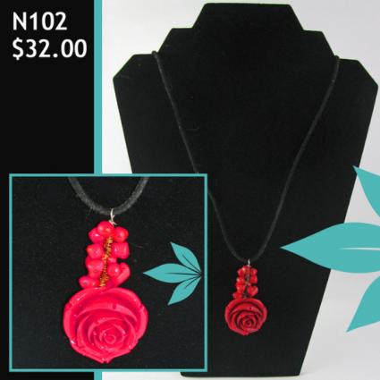 Red Rose Jewelry