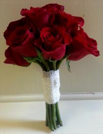 Red Rose Nosegay