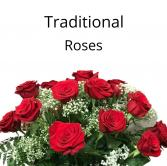 Red Rose Traditional