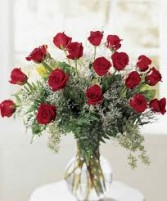 Red Roses: