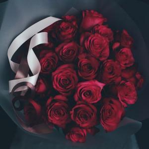 Red Roses  Two Dozen Premium Red  in Oakville, ON   ANN'S FLOWER BOUTIQUE-Wedding & Event Florist