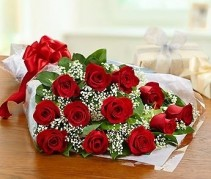 Red Roses wrapped in Presentation Style **LIMITED TIME OFFER**
