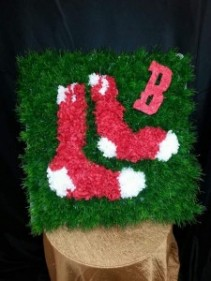 Red Sox Tribute Funeral