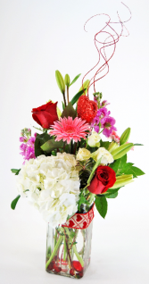 Love Is All You Need Flower Arrangement