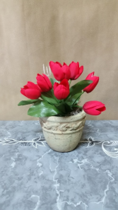 Red Tulips Gift Items