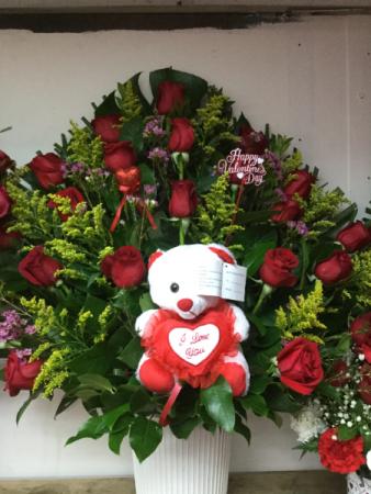 Red Valentine! Floral Design