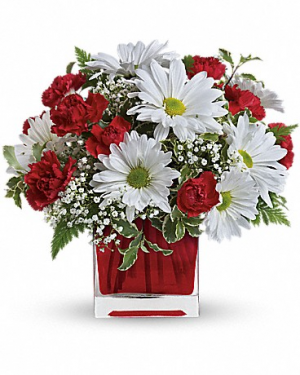 Red & White Delight  in Whitehall, PA | PRECIOUS PETALS FLORIST