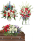 FP-5 WAS $600.00  NOW!! 350.00/3-PC. FUNERAL PACKAGE