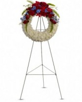 Reflection of Glory Wreath