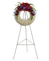 Reflections of Glory Wreath Open Wreath
