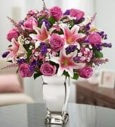 Reflections of Love  Vased Arrangement