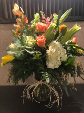 Reflections Vase Arrangement