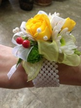 Refreshingly Bright Corsage T&V Exclusive